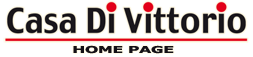 Logo Associazione Casa Di Vittorio
