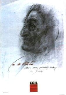l'opera id Piero Guccione