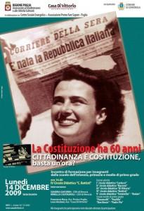 Manifesto costituzione web