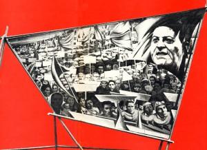 murale dedicato a Di Vittorio