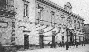 Palazzo Carmelo a Cerignola. Sede dell'Associazione
