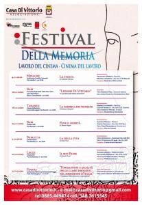 festival della memoria Grande