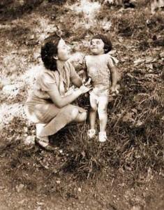 Pauline Talens-Péri e Baldina Di Vittorio